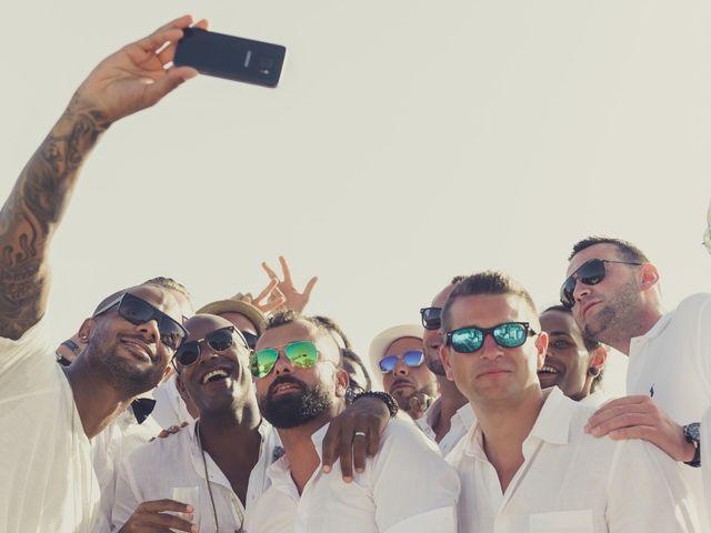 La boda de Ousmane y Jessica en Eivissa, Islas Baleares 50