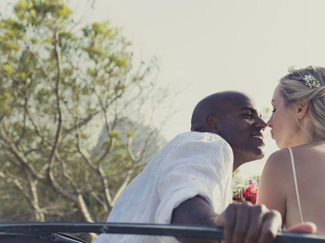 La boda de Ousmane y Jessica en Eivissa, Islas Baleares 54