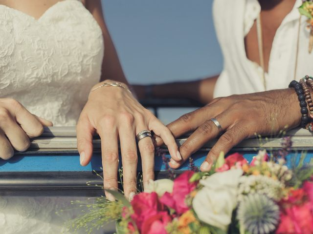 La boda de Ousmane y Jessica en Eivissa, Islas Baleares 55
