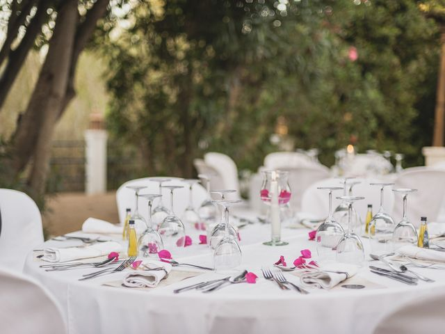 La boda de Ousmane y Jessica en Eivissa, Islas Baleares 58