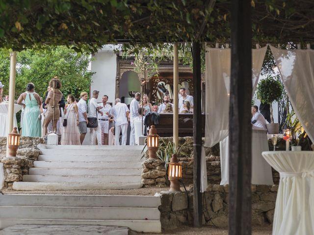 La boda de Ousmane y Jessica en Eivissa, Islas Baleares 62