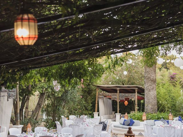 La boda de Ousmane y Jessica en Eivissa, Islas Baleares 64
