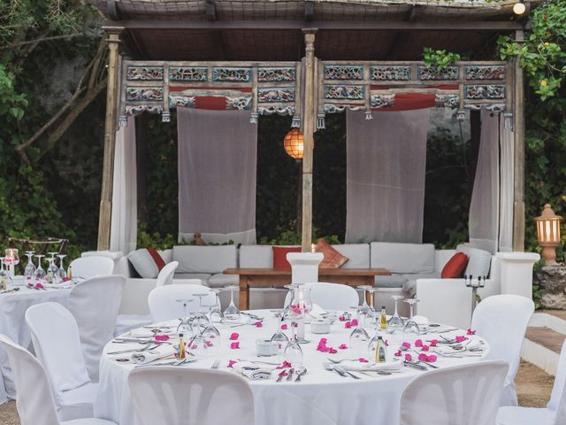 La boda de Ousmane y Jessica en Eivissa, Islas Baleares 67