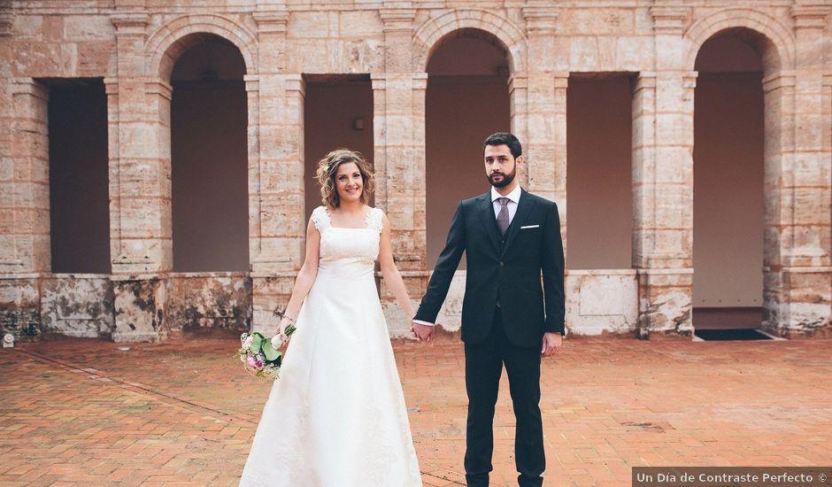 La boda de Pedro y Mª José en El Puig, Valencia