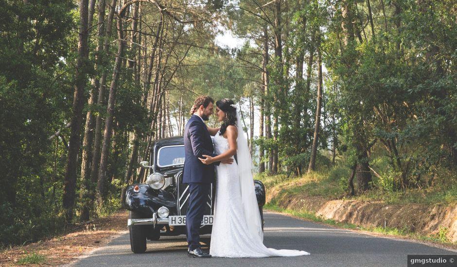 La boda de Miguel y Lili en Ribadavia, Orense