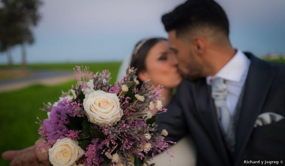 La boda de Manuel y María en Isla Minima, Sevilla