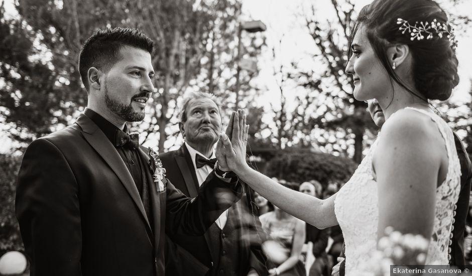 La boda de Jordi y Estefania en Igualada, Barcelona