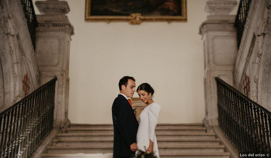 La boda de Borja y Sandra en Ucles, Cuenca