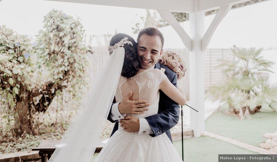La boda de Jesús Andrés y Elena en Cartagena, Murcia