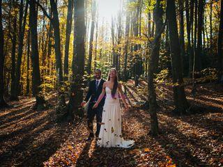 La boda de Alba y Marín 3