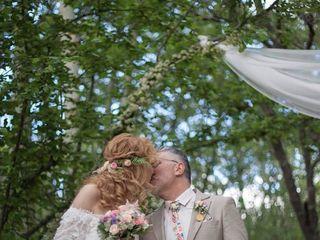 La boda de Denica y Pedro 1
