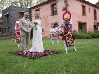 La boda de Denica y Pedro