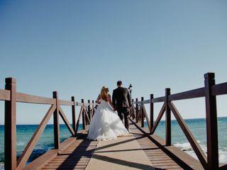 La boda de Sara y Samuel 1
