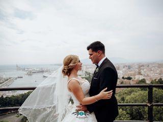 La boda de Sara y Samuel
