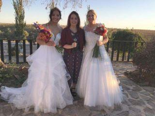 La boda de Mari Cruz y Yenny 1