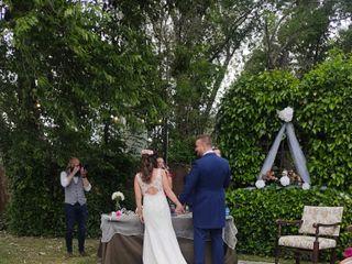 La boda de Alba y Manu