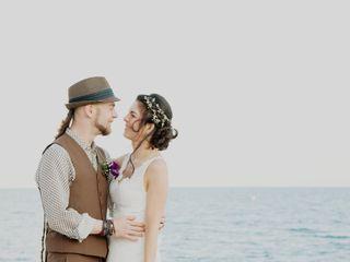 La boda de Anna y Carles