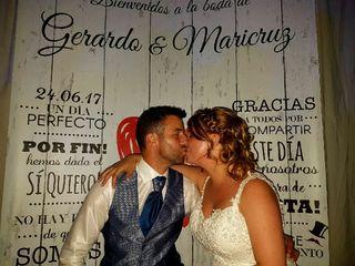 La boda de Maricruz y Gerardo 3