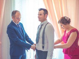 La boda de Lydia y Paco 1