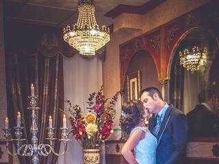 La boda de Lydia y Paco