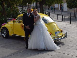 La boda de Soledad  y Luis Fernando