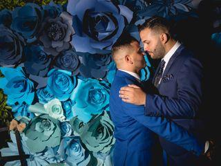 La boda de Kilian y Julio