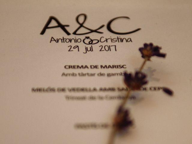 La boda de Antonio y Cristina en Igualada, Barcelona 36
