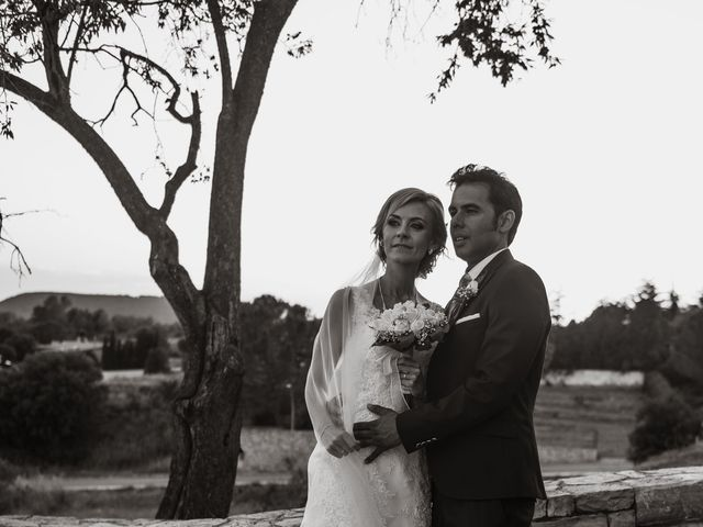 La boda de Antonio y Cristina en Igualada, Barcelona 25