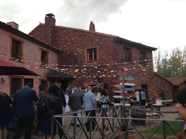 La boda de Pedro y Denica en Villacorta, Segovia 8