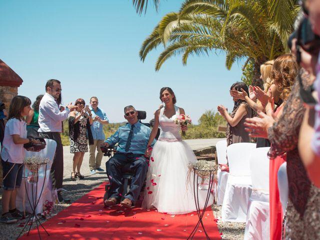 La boda de Oriol y Laia en Salomo, Tarragona 4