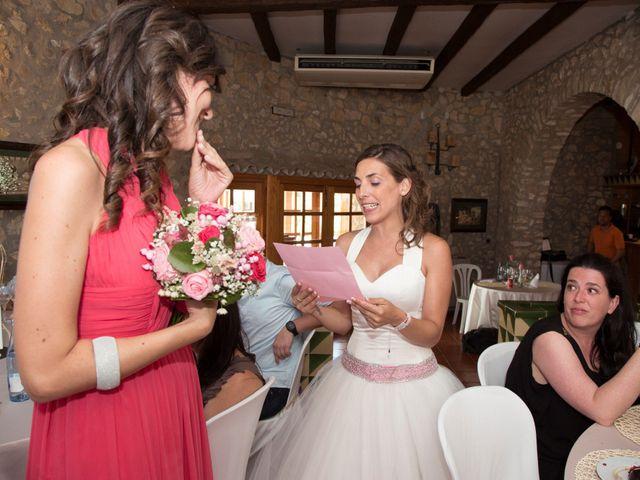 La boda de Oriol y Laia en Salomo, Tarragona 9