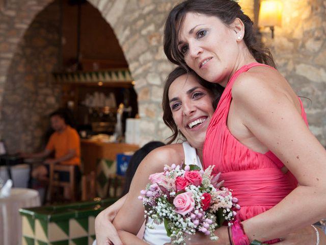 La boda de Oriol y Laia en Salomo, Tarragona 11