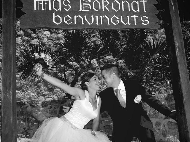 La boda de Oriol y Laia en Salomo, Tarragona 12
