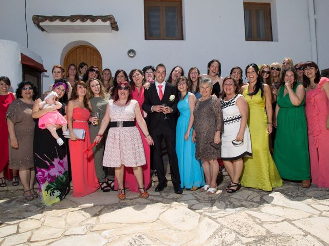 La boda de Oriol y Laia en Salomo, Tarragona 14