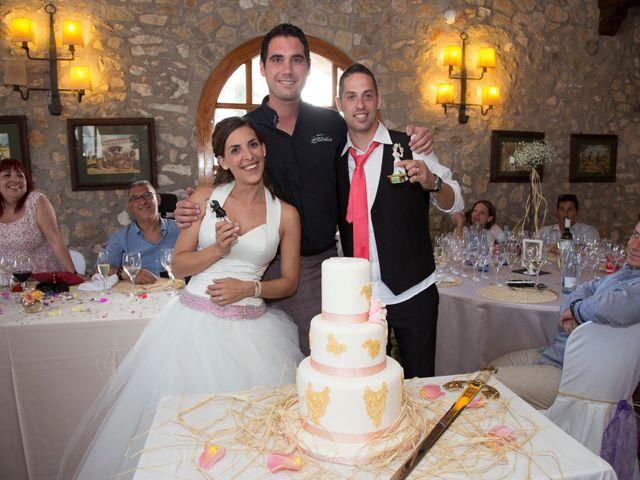 La boda de Oriol y Laia en Salomo, Tarragona 17