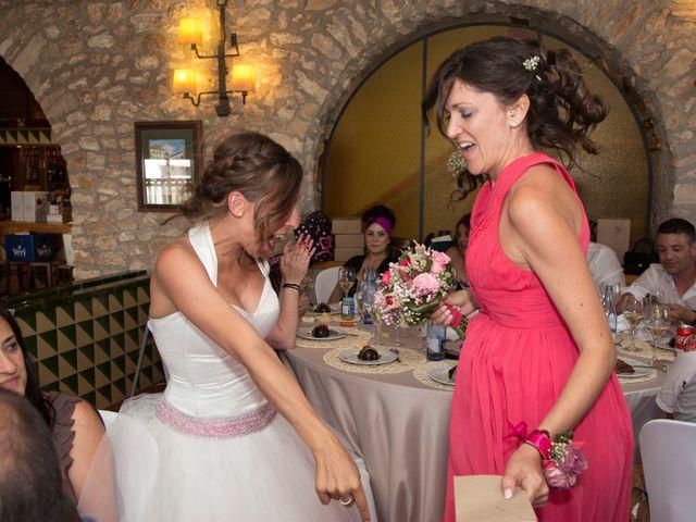 La boda de Oriol y Laia en Salomo, Tarragona 18