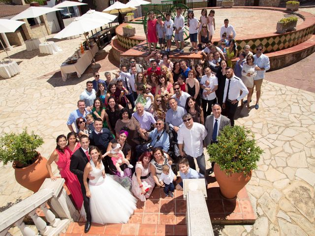 La boda de Oriol y Laia en Salomo, Tarragona 49