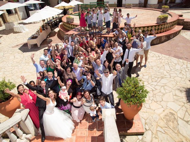 La boda de Oriol y Laia en Salomo, Tarragona 2