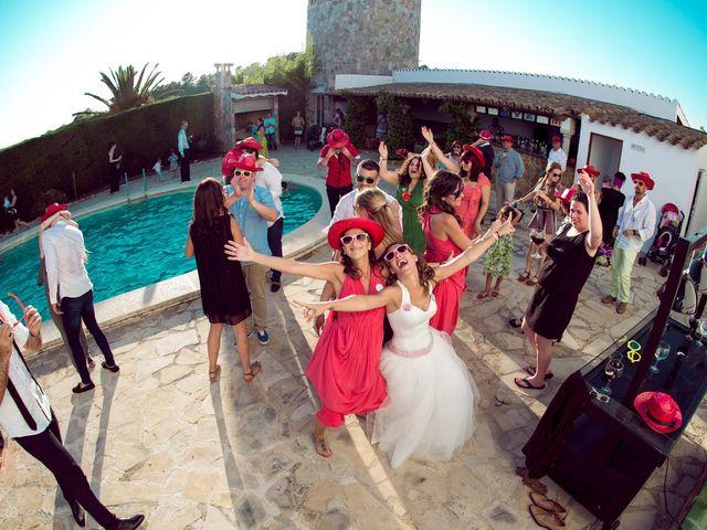 La boda de Oriol y Laia en Salomo, Tarragona 51