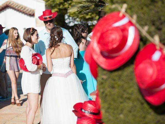 La boda de Oriol y Laia en Salomo, Tarragona 54