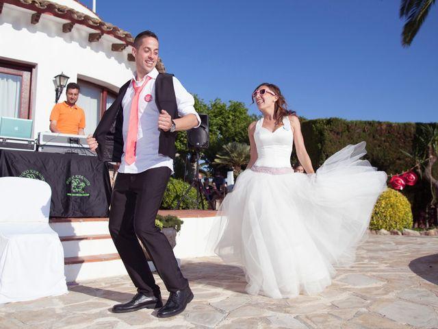 La boda de Oriol y Laia en Salomo, Tarragona 55