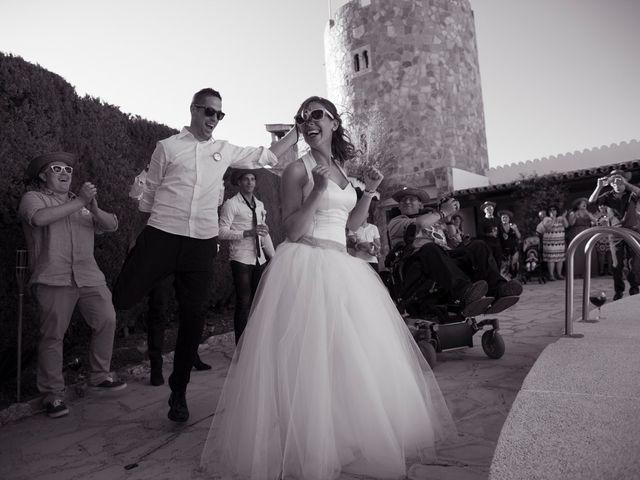 La boda de Oriol y Laia en Salomo, Tarragona 56