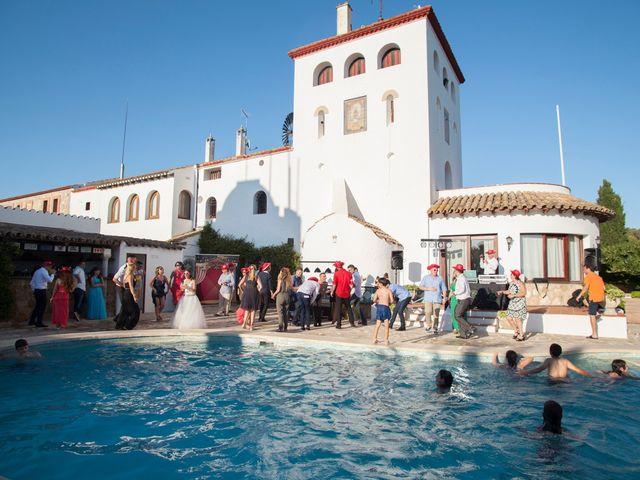 La boda de Oriol y Laia en Salomo, Tarragona 58