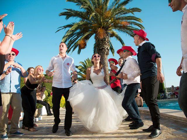 La boda de Oriol y Laia en Salomo, Tarragona 65
