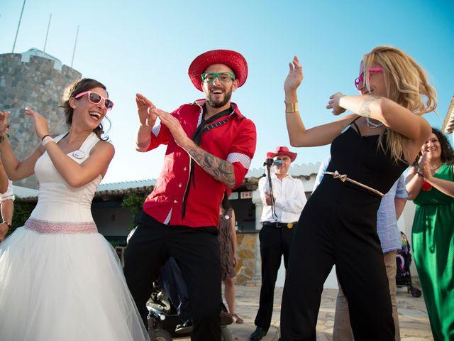 La boda de Oriol y Laia en Salomo, Tarragona 66