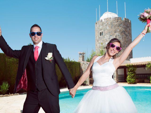 La boda de Oriol y Laia en Salomo, Tarragona 67