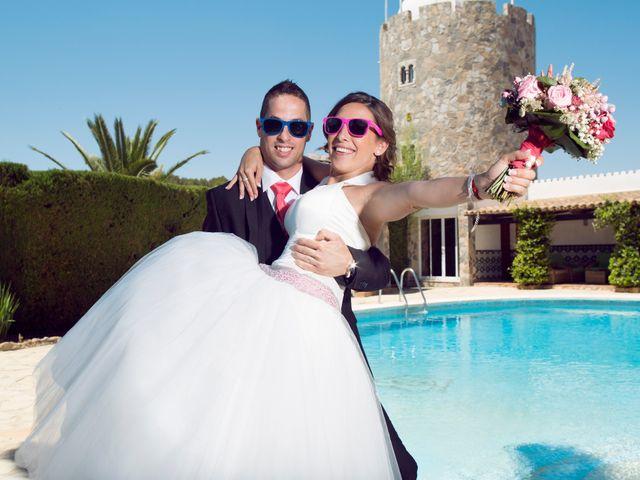 La boda de Oriol y Laia en Salomo, Tarragona 68