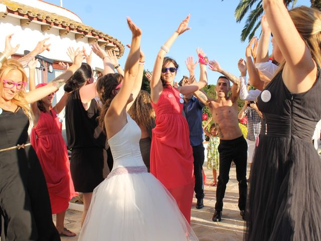 La boda de Oriol y Laia en Salomo, Tarragona 71
