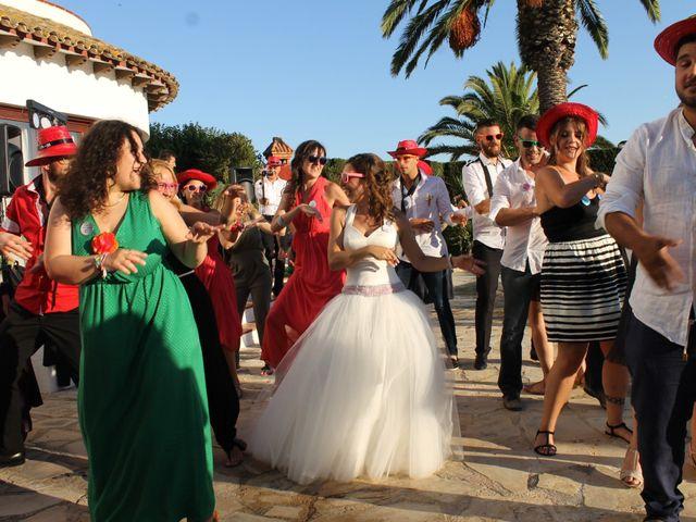 La boda de Oriol y Laia en Salomo, Tarragona 72