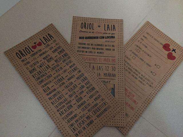 La boda de Oriol y Laia en Salomo, Tarragona 80